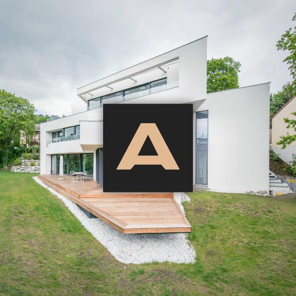 Architekten Haus modern